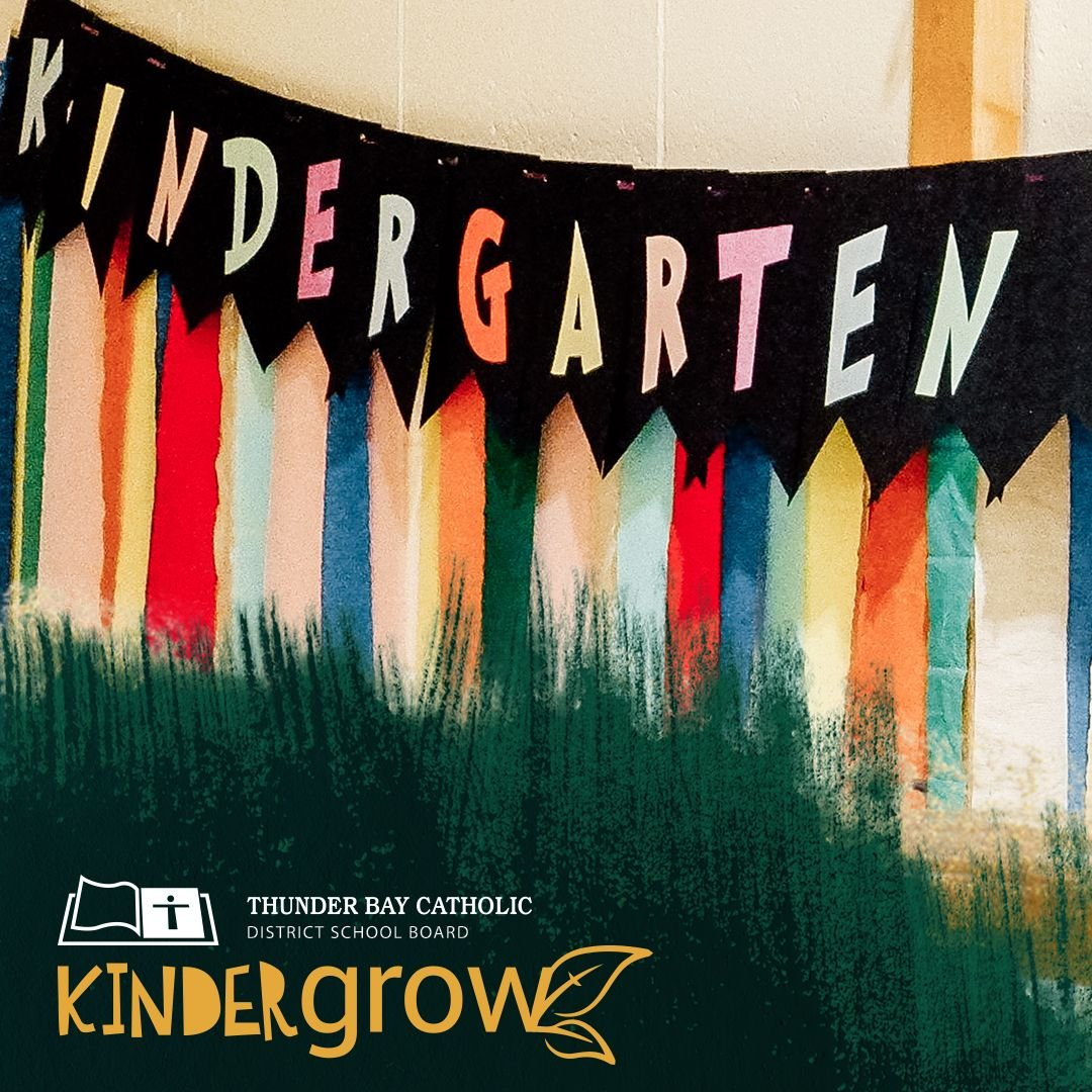 Register for Kindergarten at TBCDSB